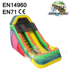 Commercial 18' Inflatable Slide