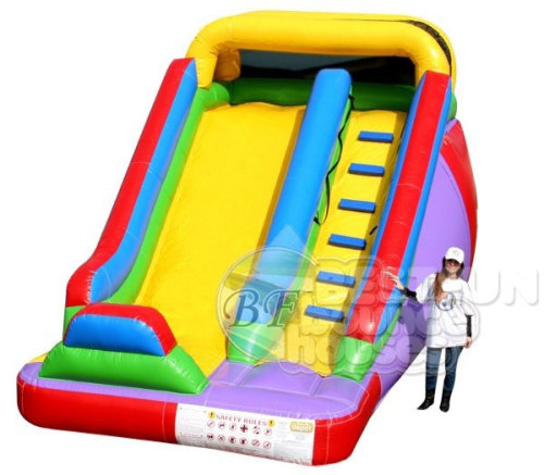 Colorful Inflatable Slide For Sale