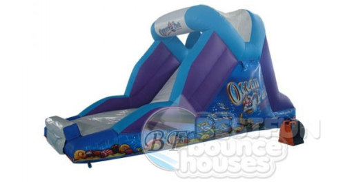 Undersea Theme Slide Inflatable