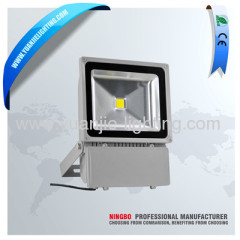 Aluminium CE ROHS 70w LED floodlight IP44