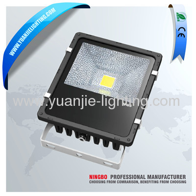 Aluminium die-casting 10-50W LED floodlight IP65