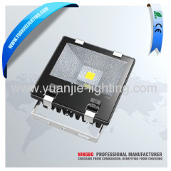 Aluminium die-casting 70W LED flood light IP65