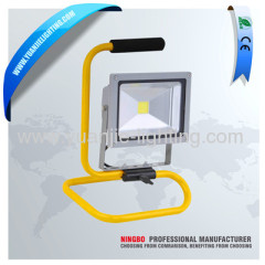 20W COB portable LED working lamp flood light