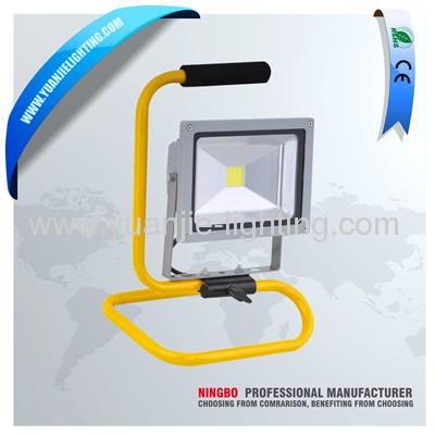 30W COB portable LED working lamp flood light