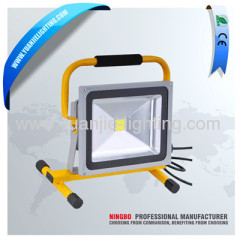 10W COB portable LED working light flood light