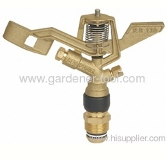 full circle Metal agriculture pulse sprinkler