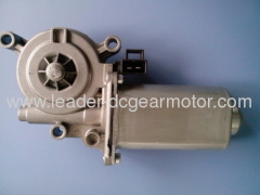12V waterproof power window motor