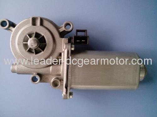 Waterproof power window motor