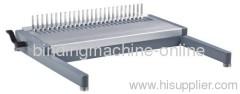 desktop comb binding machine