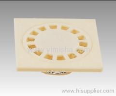 Plastic Odorless Floor Drain with Outlet Diameter 41.5mm