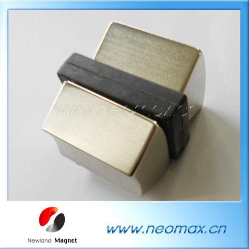 Large segment neodymium magnets wholesale