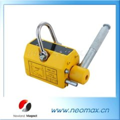 strong permanent magnetic lifter