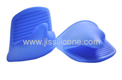Enviromental friendly silicone oven glove in candy color
