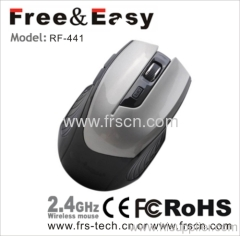 optical computer 2.4g wireless 5d mouse