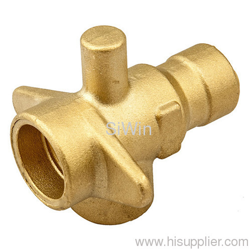 Brass Quick Connect Air Fittings Pipe Fitting Air Pneumatic