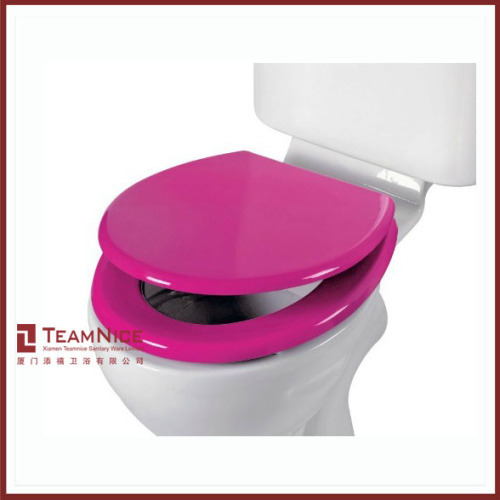 colored mdf toilet seat