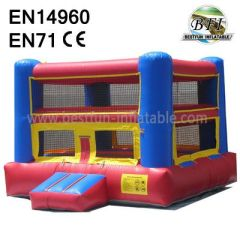 Hot Selling Pvc Inflatable Boxing Rings For Kids