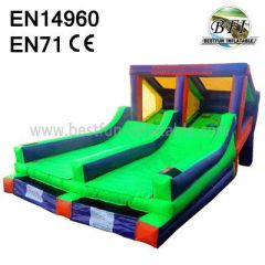 2014 Inflatable Interactive Game
