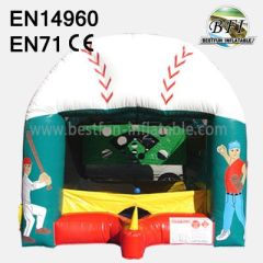 Inflatable Outside Challenge Game