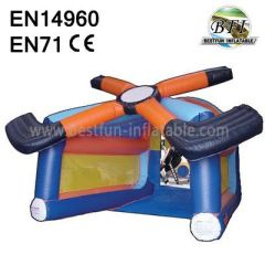 New Arrival Inflatable Hockey Shootout For Kids