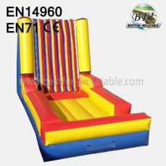 Outdoor Adult Inflatable Velcro Wall