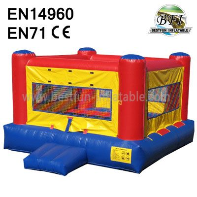 Inflatable Boxing Ring With Boxing Gloves and Hats