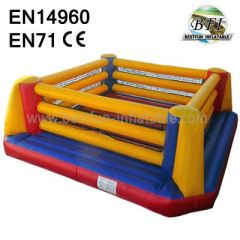 Inflatable Interactive Units Bouncy Boxing