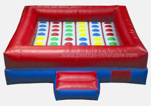Inflatable Family Twister Game