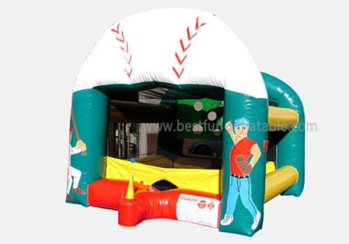 Inflatable Home Run Challenge