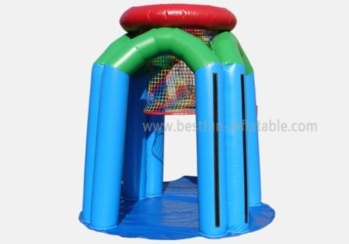 Inflatable Basketball Hitting Hoop