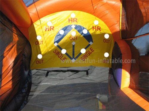 Inflatable Baseball Shooter Combo