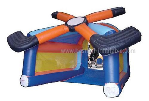 Inflatable Hockey Shootout Game