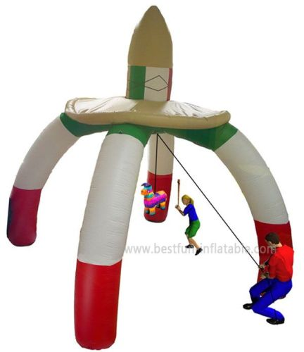 Inflatable Sport Hitting Game