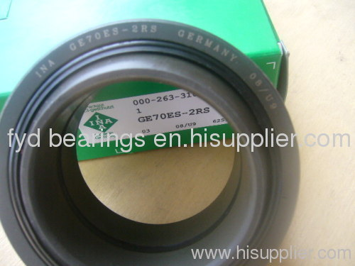 GE 40 ES 2RS Sealed Spherical Plain Bushing
