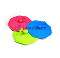 Food safe Silicone lid silicone mug lids airtight lid Food cover for microwave