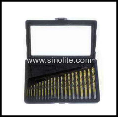 HSS Twsit Drill 21pcs/set A (1-10 x 0.5mm; 3.2mm; 4.2mm)