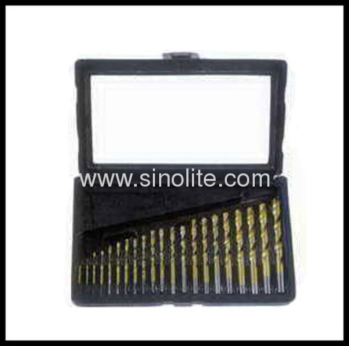 HSS Twsit Drill 21pcs/set A