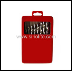 HSS Twist Drill 13pcs C (1.5-6.5x0.5mm; 3.2mm; 4.8mm)