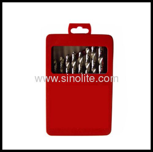 HSS Twist Drill 13pcs C (1.5-6.5x0.5mm; 3.2mm; 4.8mm)