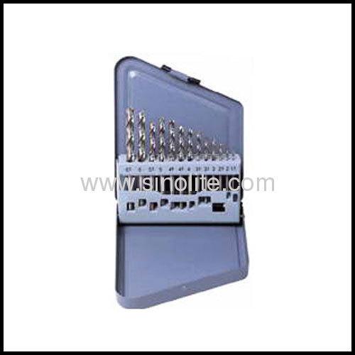 HSS Twist Drill 13pcs (1.5-6.5 x 0.5mm; 3.2mm; 4.8mm)