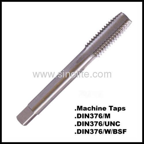 HSS Machine taps DIN376 BSW