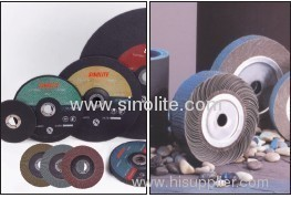 Abrasives cutting grinding wheel