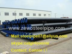 API5L X45/X60/X80 Seamless steel pipes
