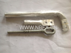 NY-185/30 HYDRAULIC COMPRESSION TYPE STRAIN CLAMP