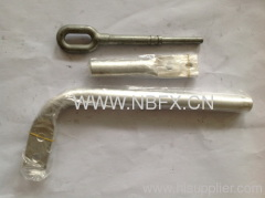 NY-240/30 HYDRAULIC COMPRESSION TYPE STRAIN CLAMP