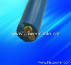 XLPE insulation YMVK-MB power cable