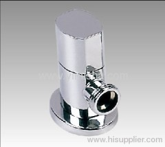Brass Ceramic Sheet Triangle Valve for Water