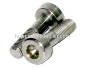 Supply all kinds of titanium fastener