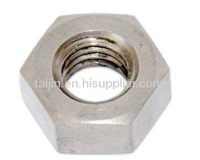 Supply high quality GR1 GR2 GR5 titanium fastener bolt