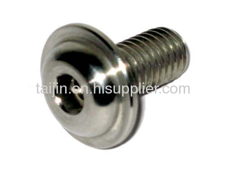 cxmet titanium fastener bolts supplier in China